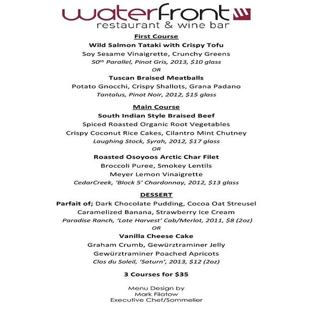 Wine & Dine starts tonight! Are you ready Kelowna?! #local…