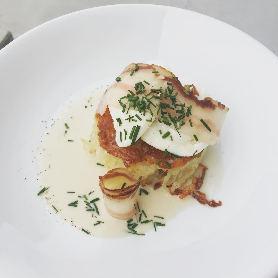 Swiss potato rsti poached eggs kootneys alpine nostrala Dry Agedhellip