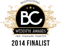 BC wedding awards 2014 logo