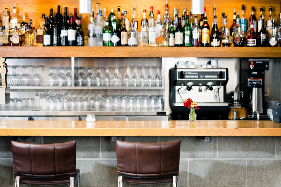 Waterfront Wines Restaurant signature cocktails