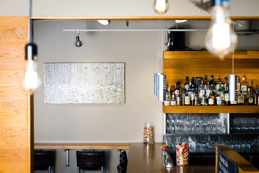 Waterfront Wines casual dining and bar