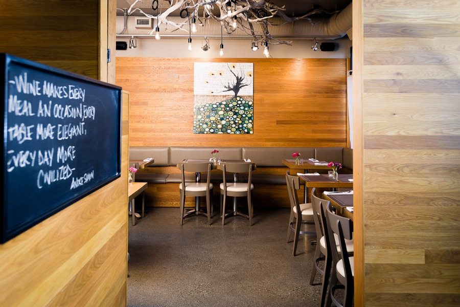 Waterfront Wines Reservations Restaurant Bar Seating Private Dining Room